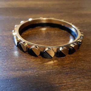 Bracelet Black + Gold